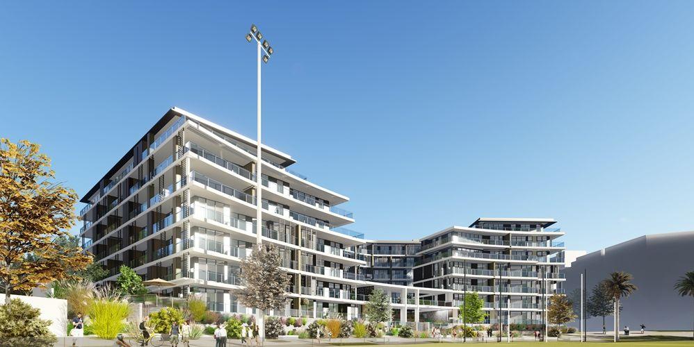 Iris Apartments Architectural concept design